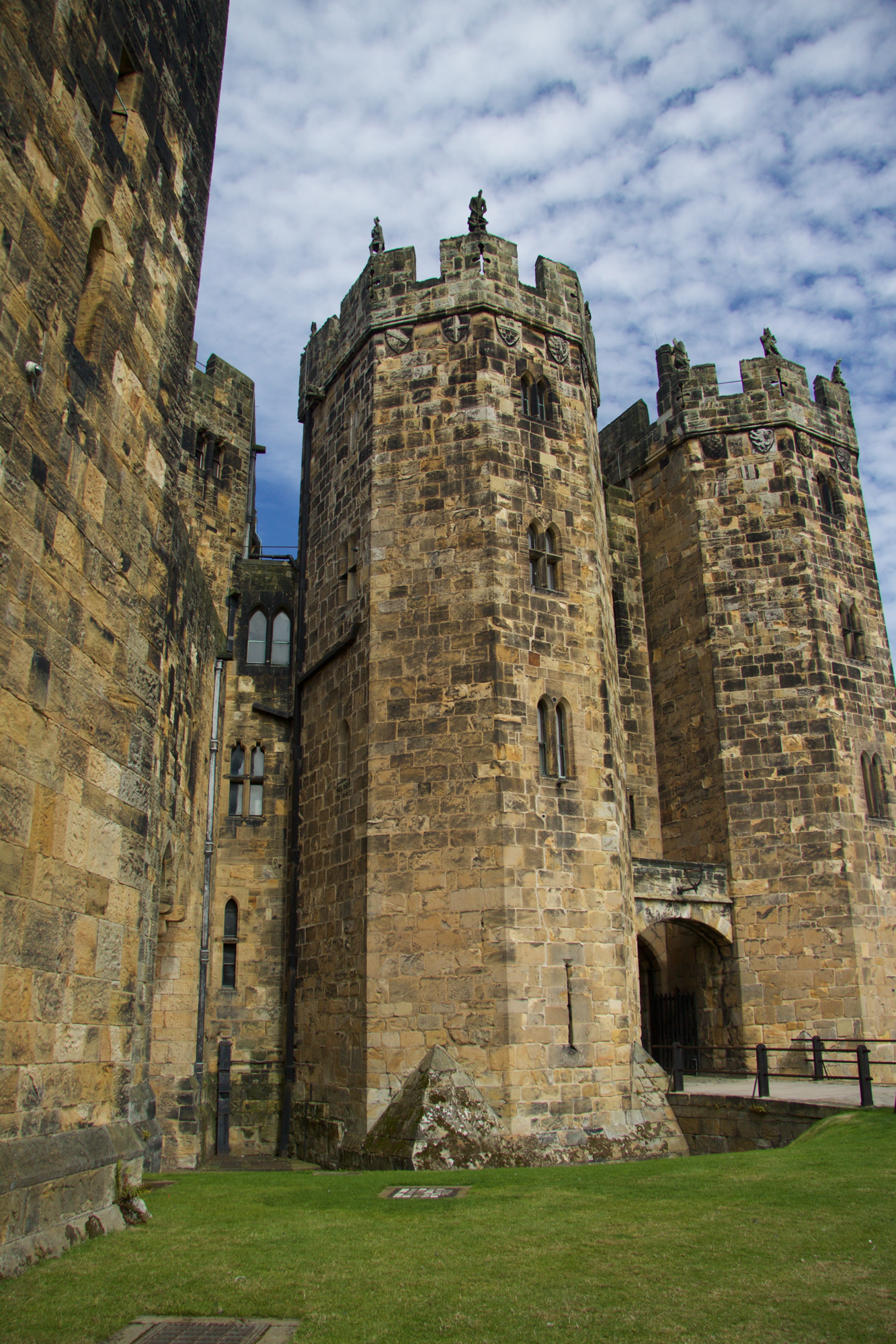 All in for Alnwick – Rob and Mary